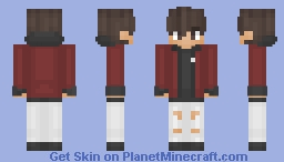 go with the flow Minecraft Skin