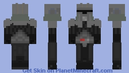 Sith Lord Minecraft Skin