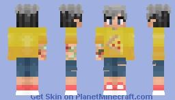 pizzas ;c Minecraft Skin