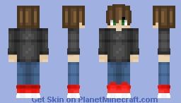 Teen Boy Minecraft