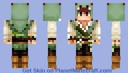 Ungespielt | mcpiro skin Minecraft Skin