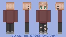 ~ I'm Unique, In My Own Way ~ Minecraft Skin