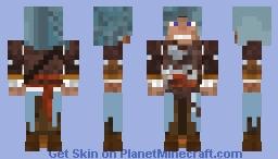 DnerTV | mcpiro skin Minecraft Skin