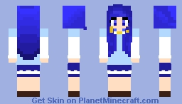 Reika Aoki/ Chloe Minecraft Skin