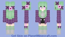 Summer Watermelon(ish) |  ғαℓℓ (Read Desc.) Minecraft Skin