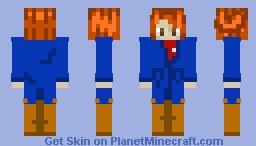 Hetalia-Italy Minecraft Skin