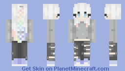 I've had this halfway done for 3 days tbh but just finished because I'm lazy Minecraft Skin