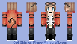 OC - Cara - UPDATED! Minecraft Skin