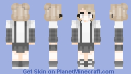 i dont remember making this what the hell is it lmao Minecraft Skin