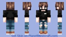 jungkooki . bts Minecraft Skin