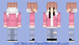 J-Hope (Jung Hoseok) - BTS - Spring Day Outfit Minecraft Skin