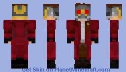 Star-Lord - Vol. 2/Infinity War Minecraft Skin