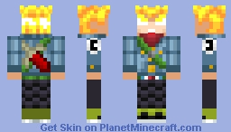 Best Vegetto Minecraft Skins Planet Minecraft - Skins para minecraft pe trunks