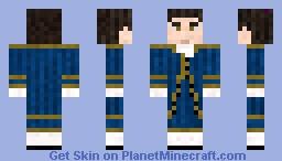 [Velorae] - Albrecht von Landersdorf und Pladerburg: Street Dress Minecraft Skin