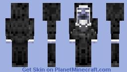 rndnlmtbg | Valak Minecraft Skin