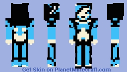 Legend of Zelda Oracle of Ages: Veran Minecraft Skin