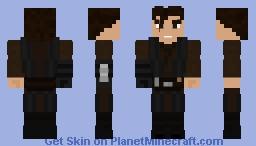 Anakin Skywalker(EpisodeIII) Minecraft Skin