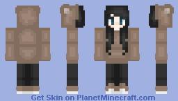 beary nice sweater (oops) Minecraft Skin