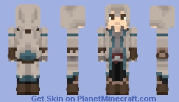 Connor Kenway {Assassin's Creed : 3} Minecraft Skin