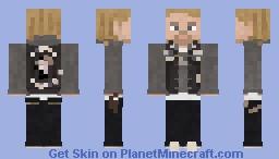Jax Teller [2x13/Vest] // Sons of Anarchy Minecraft Skin