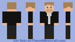 Oliver Queen CW Minecraft Skin