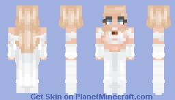 Emma Frost Minecraft Skin
