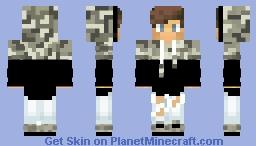 Made for _TheEnderDude_ Minecraft Skin