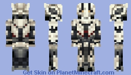 Star Wars - General Grevious [Better in preview] Minecraft Skin