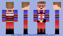 Henry Danger : Kid Danger Minecraft Skin
