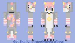 My Fursona//Hoshi Minecraft Skin