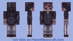 LHunter // Gonna Steal Yo Stuff Minecraft Skin