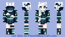 Nightmare☆ Minecraft Skin