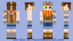 rndnlmtbg | Lolita (Mobile Legends) Minecraft Skin