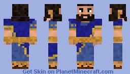 Nebuchadnezzar II, King of Babylon Minecraft
