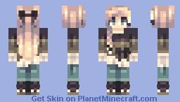 Imperfections // Minecraft Skin