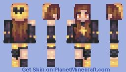 Parachutes Minecraft Skin