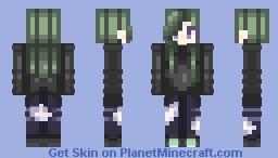 Radioactive Minecraft Skin