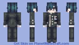 shsl detective Minecraft Skin