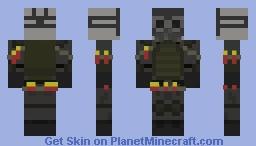 Artyom Metro 2033 Skin