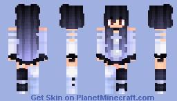 Alternative Teenage Girl. ~AsunaPlu~ Minecraft Skin