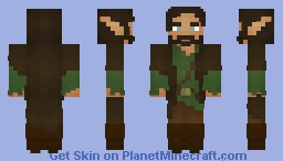 Bearded Elf [LoTC] [✗] Minecraft
