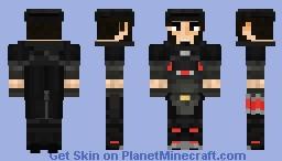Blackwatch McCree | Overwatch Minecraft Skin