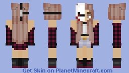 Two Faced 🙄 Minecraft Skin