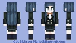 Tsumugi Shirogane - Danganronpa V3 Minecraft Skin