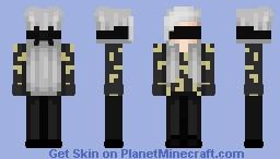 JiminBTS - Blood, Sweat, and Tears Minecraft Skin