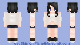 Summer Breeze Minecraft Skin