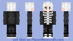 -={Gerard Way}=- Minecraft