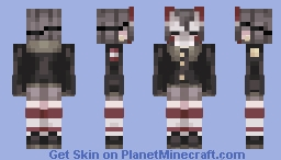 Oh look its a new persona Minecraft Skin
