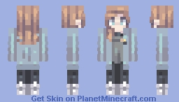 ~Beverly Fan Skin~ Minecraft Skin