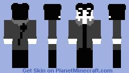 Indietale Bendy Minecraft Skin